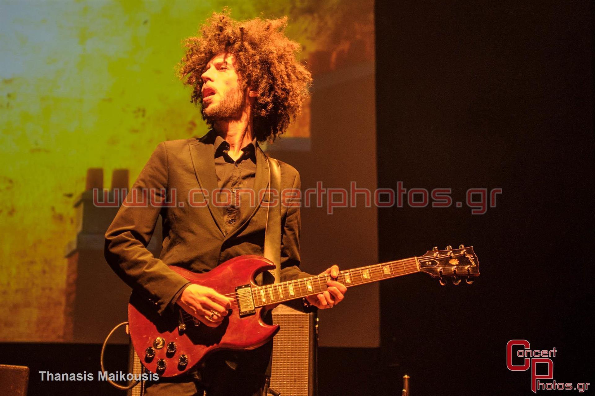 Wax Tailor - photographer: Thanasis Maikousis - ConcertPhotos-7629