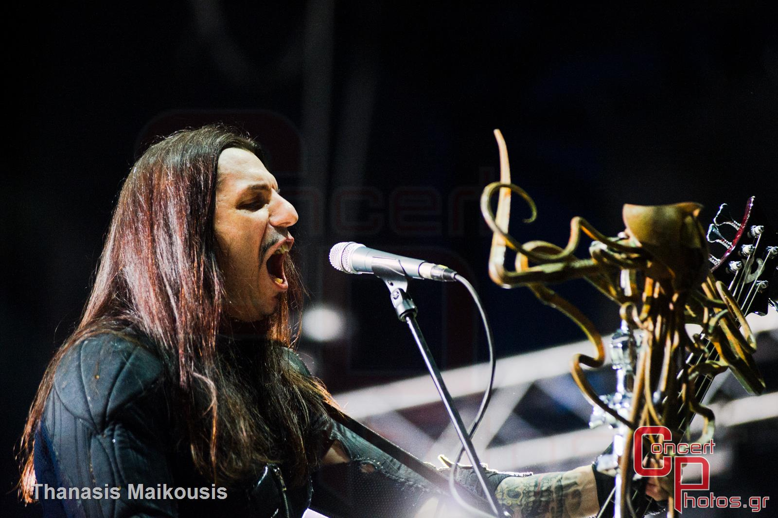 Septic Flesh-Septic Flesh photographer: Thanasis Maikousis - concertphotos_-8143