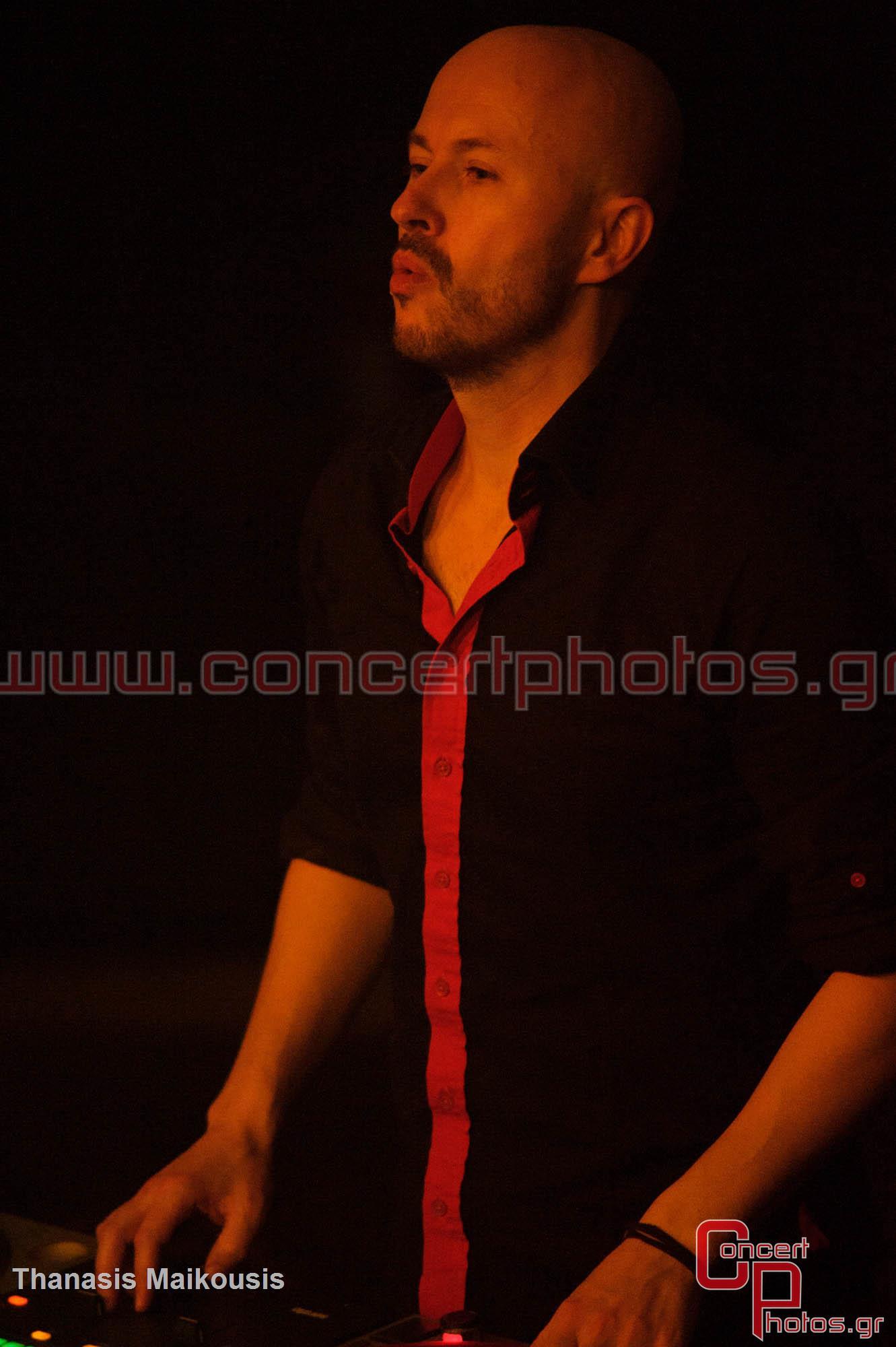 Wax Tailor - photographer: Thanasis Maikousis - ConcertPhotos-7968