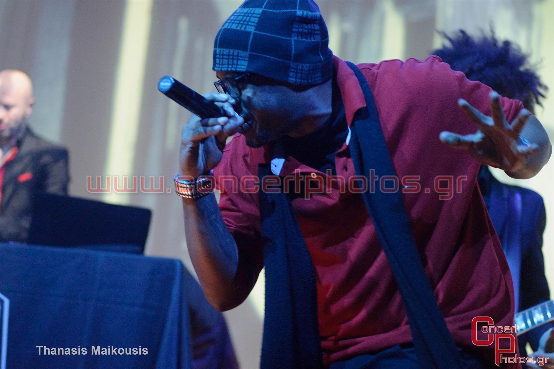 Wax Tailor - photographer: Thanasis Maikousis - ConcertPhotos-7795