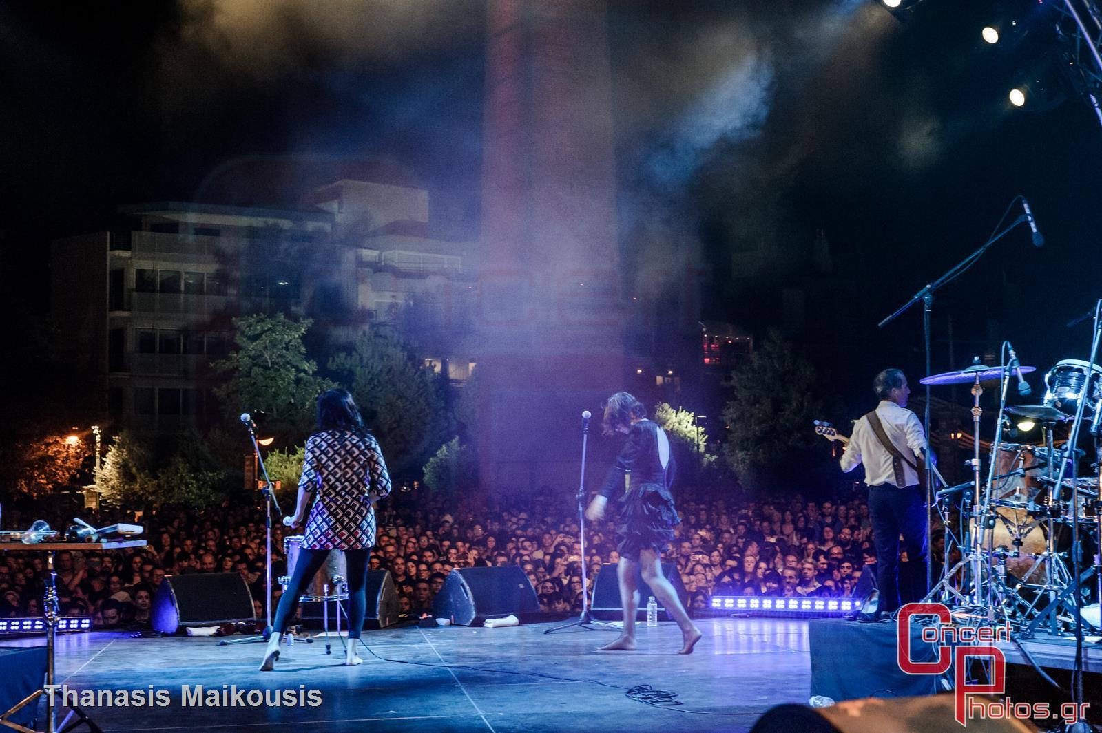 Nouvelle Vague-Nuvelle Vague photographer: Thanasis Maikousis - concertphotos_-8853