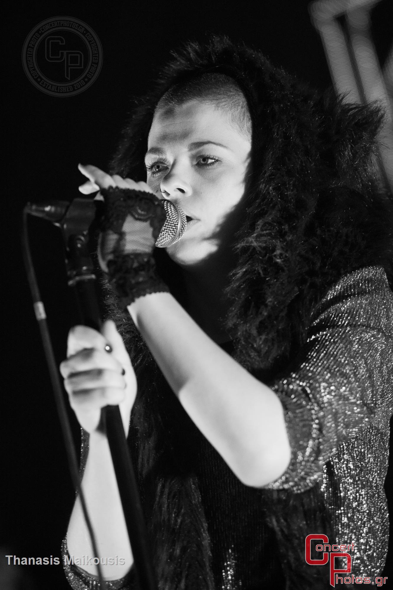 Kovacs Moka Band Angelika Dusk Greeklish Babylon-Kovacs Moka Band Angelika Dusk Greeklish Babylon photographer: Thanasis Maikousis - ConcertPhotos - 20150424_2240_04