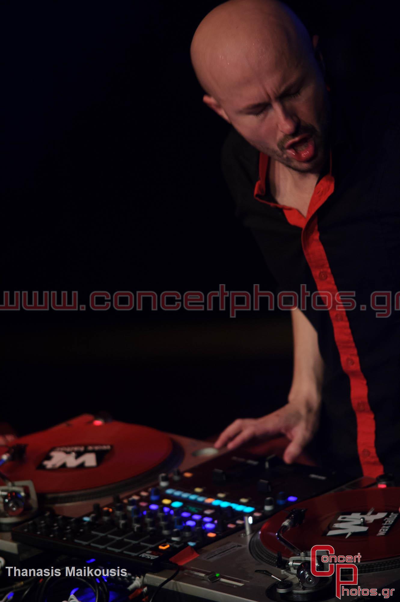 Wax Tailor - photographer: Thanasis Maikousis - ConcertPhotos-7985