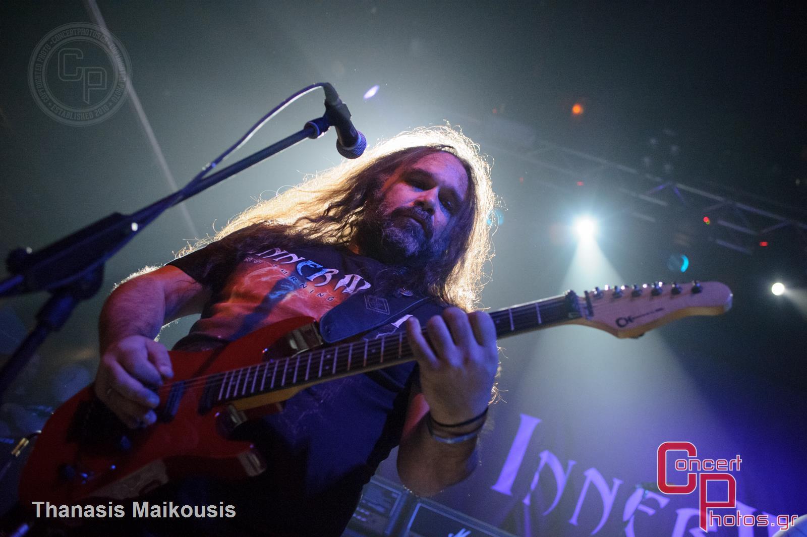 Saxon & Innerwish -Saxon Innerwish Gagarin photographer: Thanasis Maikousis - concertphotos_20141025_21_09_43