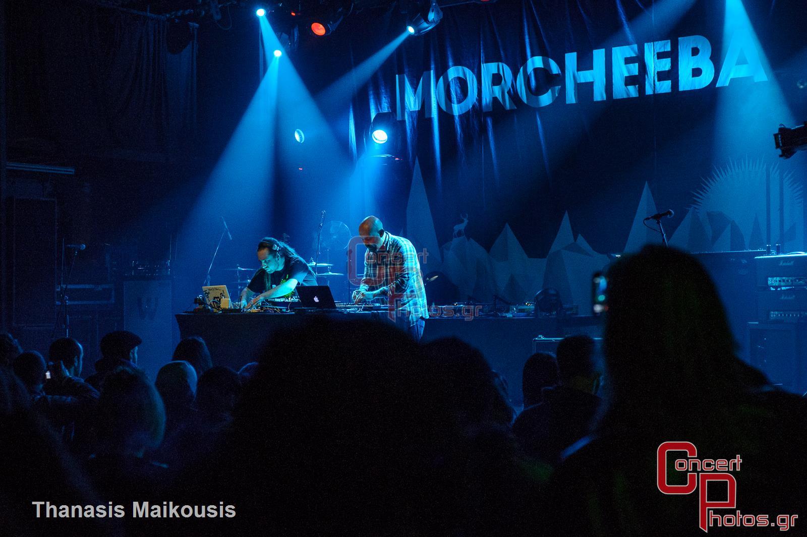 Morcheeba-Morcheeba Gagarin photographer: Thanasis Maikousis - ConcertPhotos-1341
