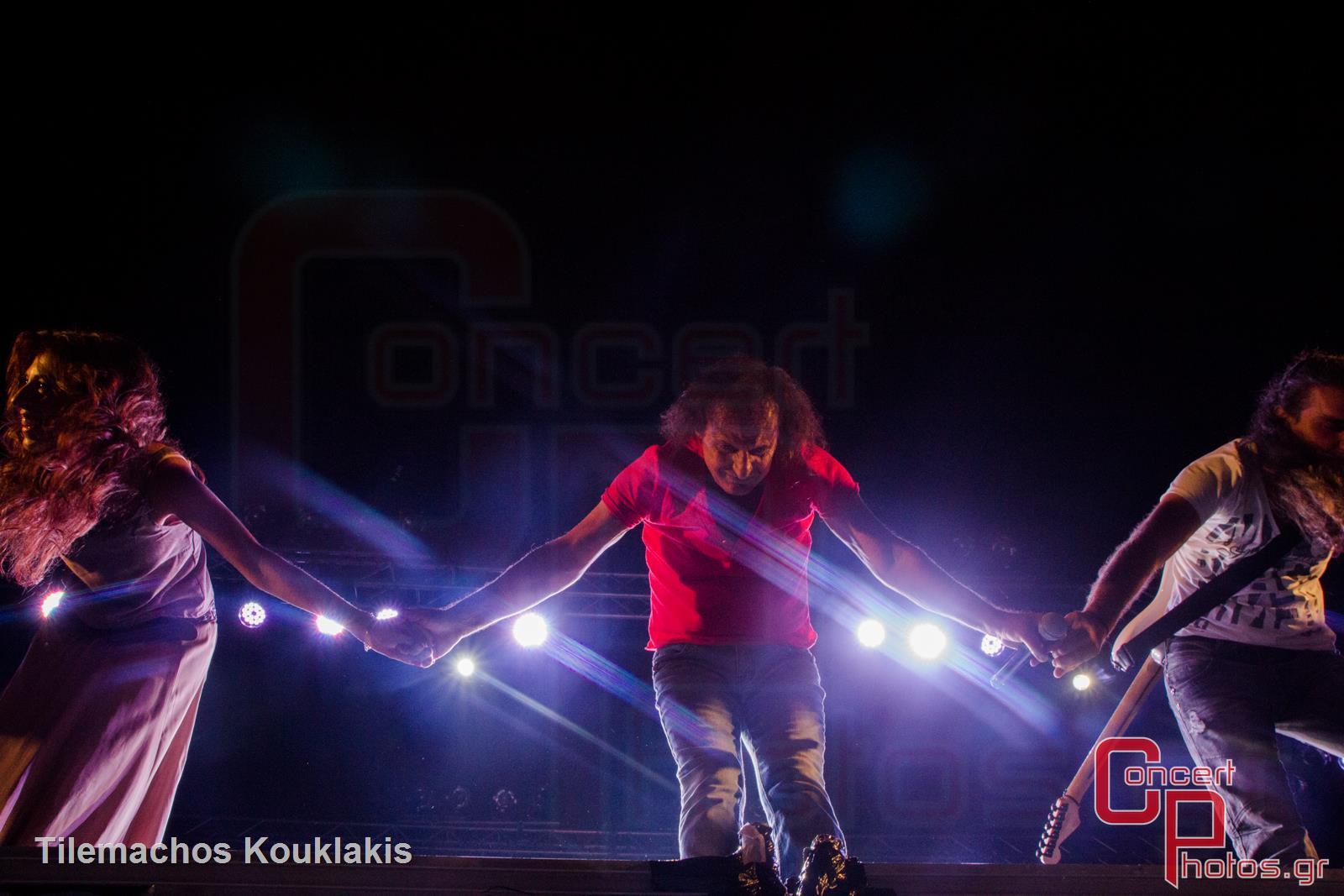 Βασίλης Παπακωνσταντίνου - 40 Χρόνια Έφηβος-Vasilis Papakonstantinou 40 Chronia Efivos photographer: Tilemachos Kouklakis - concertphotos_-5389