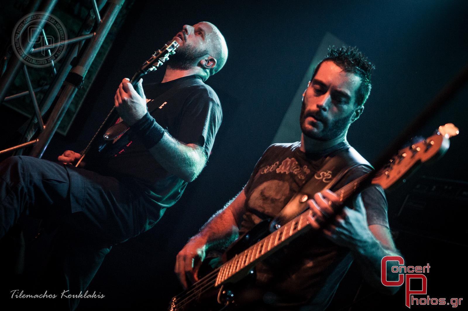 Grave Digger & Silent Rage -Grave Digger Silent Rage Kyttaro photographer:  - ConcertPhotos - 20140919_2127_13