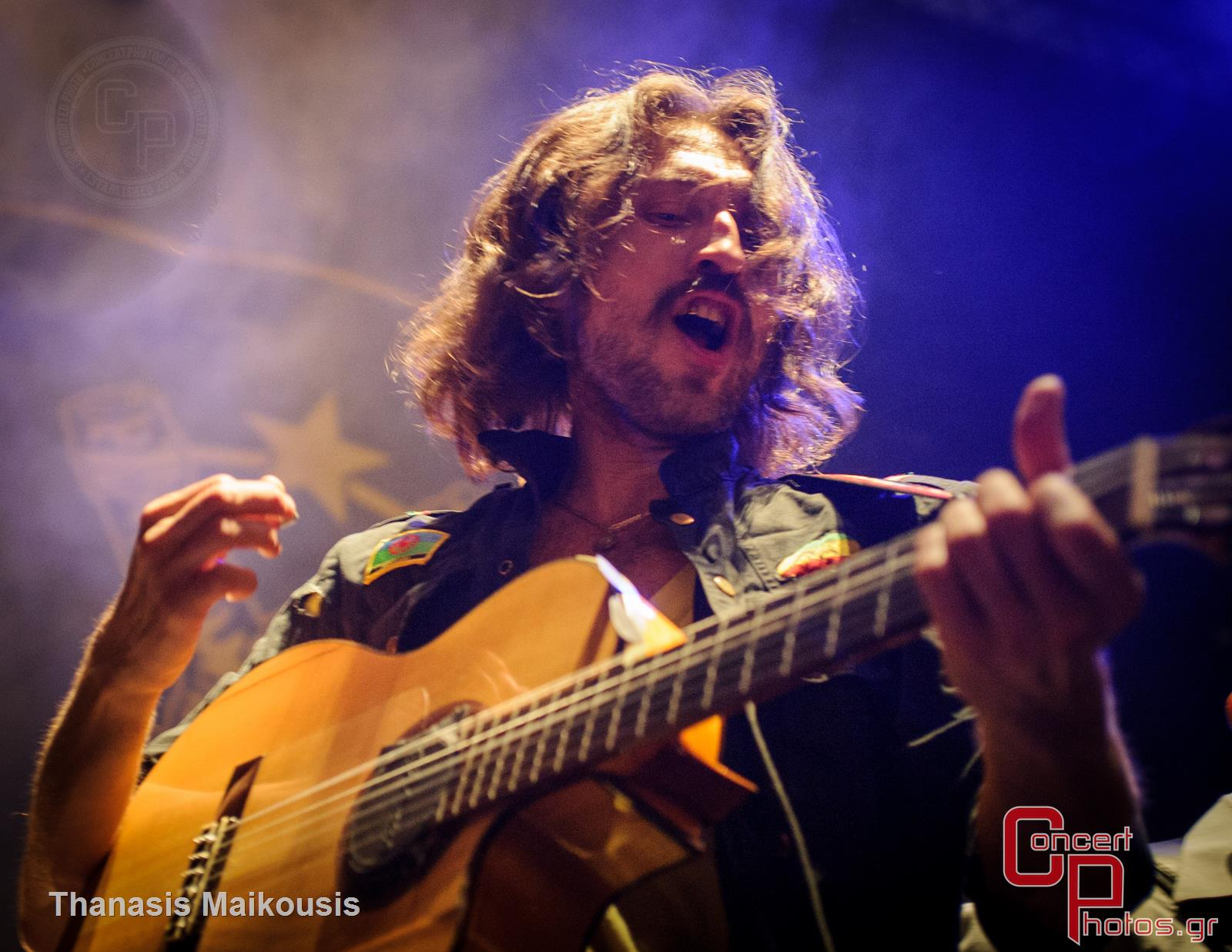 Gogol Bordelo-Gogol Bordelo photographer: Thanasis Maikousis - concertphotos_-8531