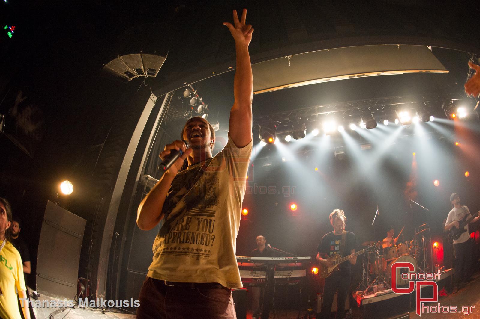 Dub Inc-Dub Inc photographer: Thanasis Maikousis - concertphotos_-5377