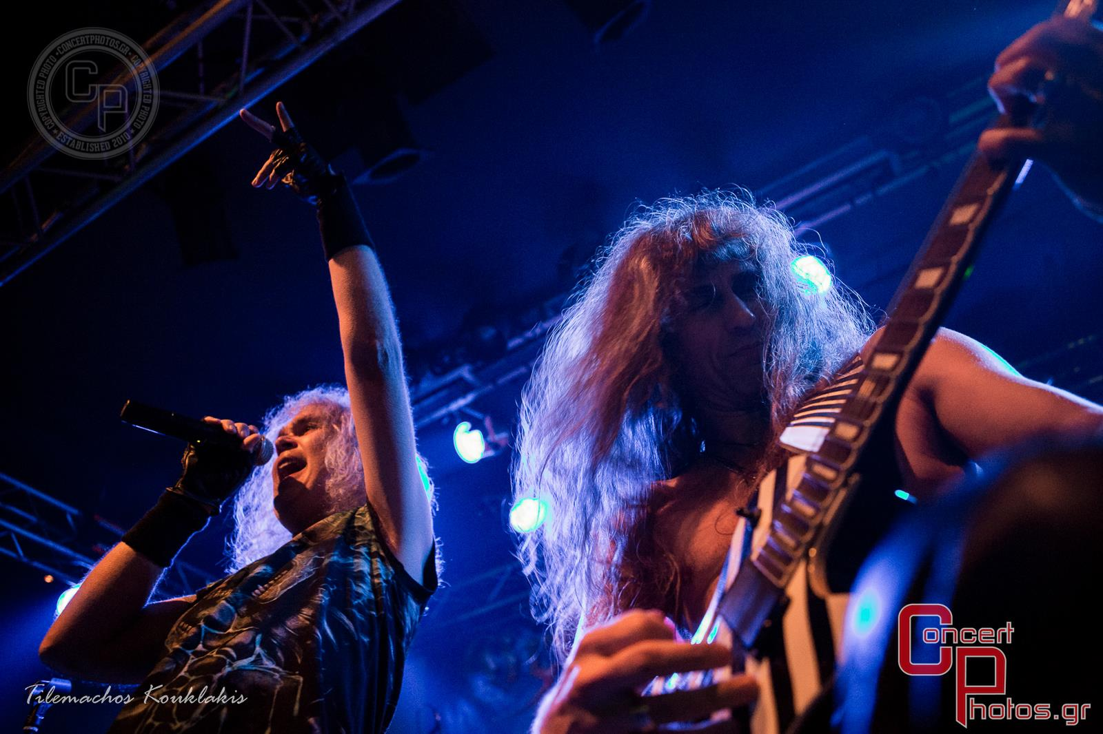Grave Digger & Silent Rage -Grave Digger Silent Rage Kyttaro photographer:  - ConcertPhotos - 20140919_2207_37