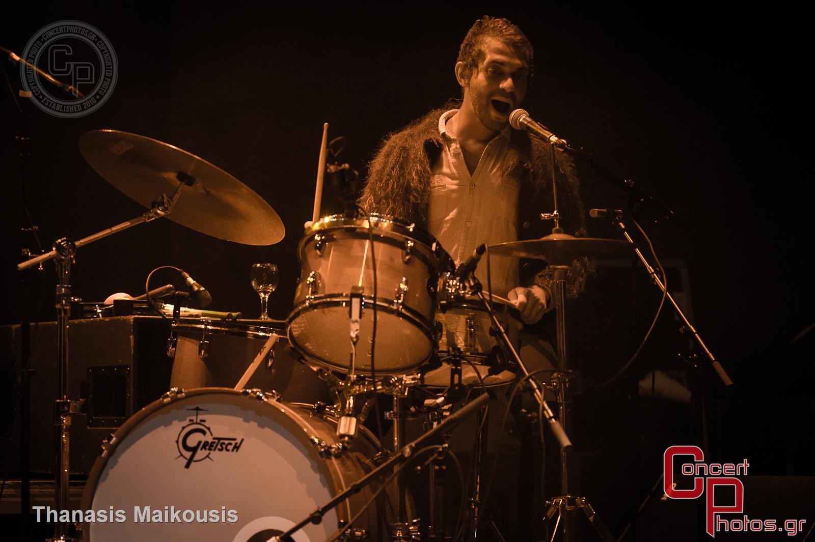 Allah Las & My Drunken Haze -Allah Las My Drunken Haze  photographer: Thanasis Maikousis - ConcertPhotos - 20141102_0024_48