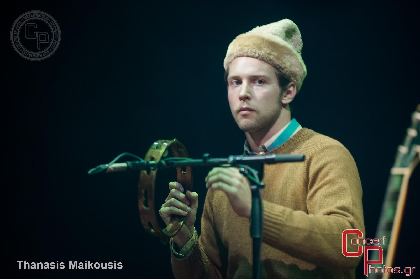 Allah Las & My Drunken Haze -Allah Las My Drunken Haze  photographer: Thanasis Maikousis - ConcertPhotos - 20141102_0029_54