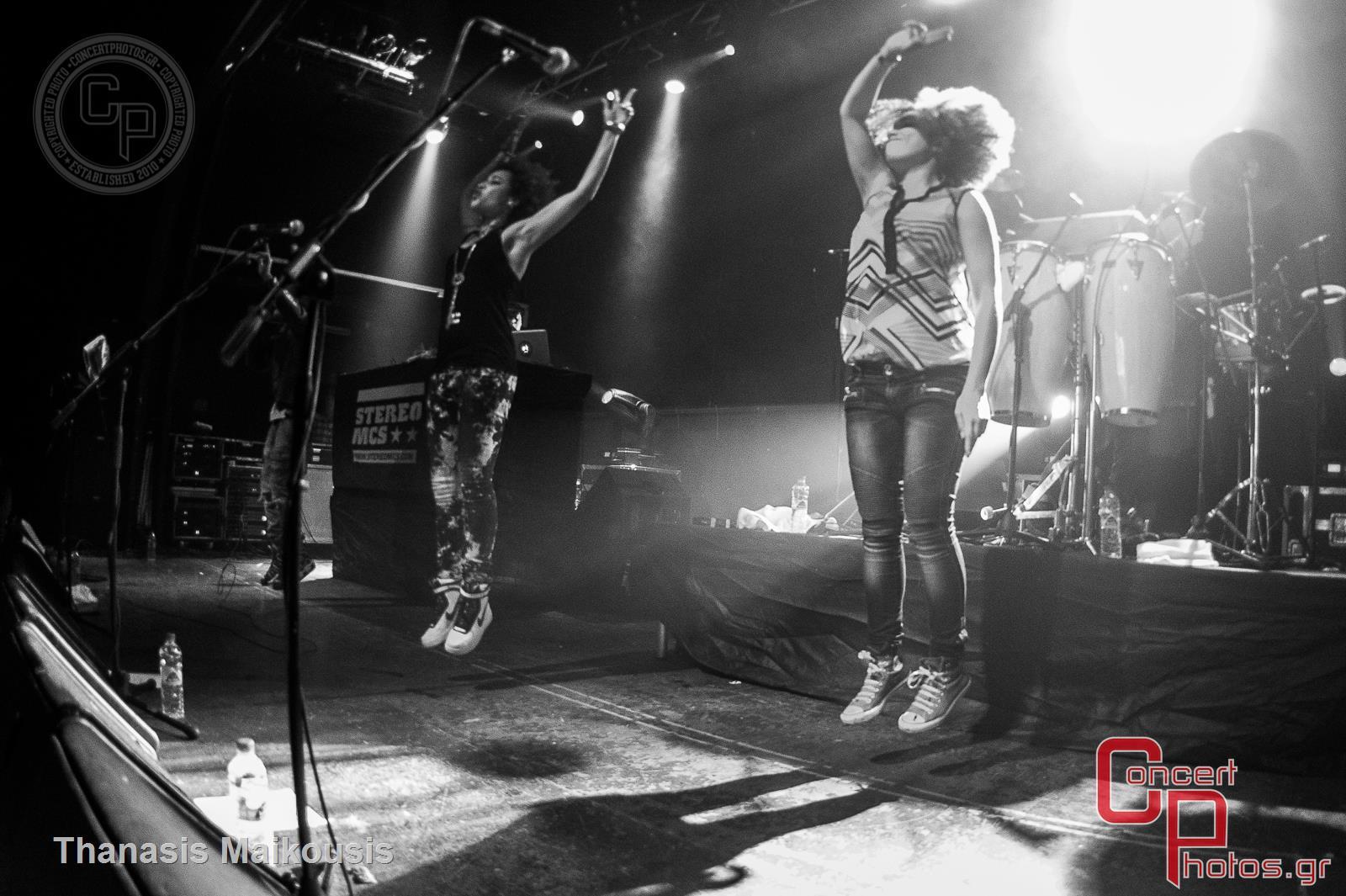 Stereo Mc's-Stereo Mcs photographer: Thanasis Maikousis - ConcertPhotos - 20141129_2323_05