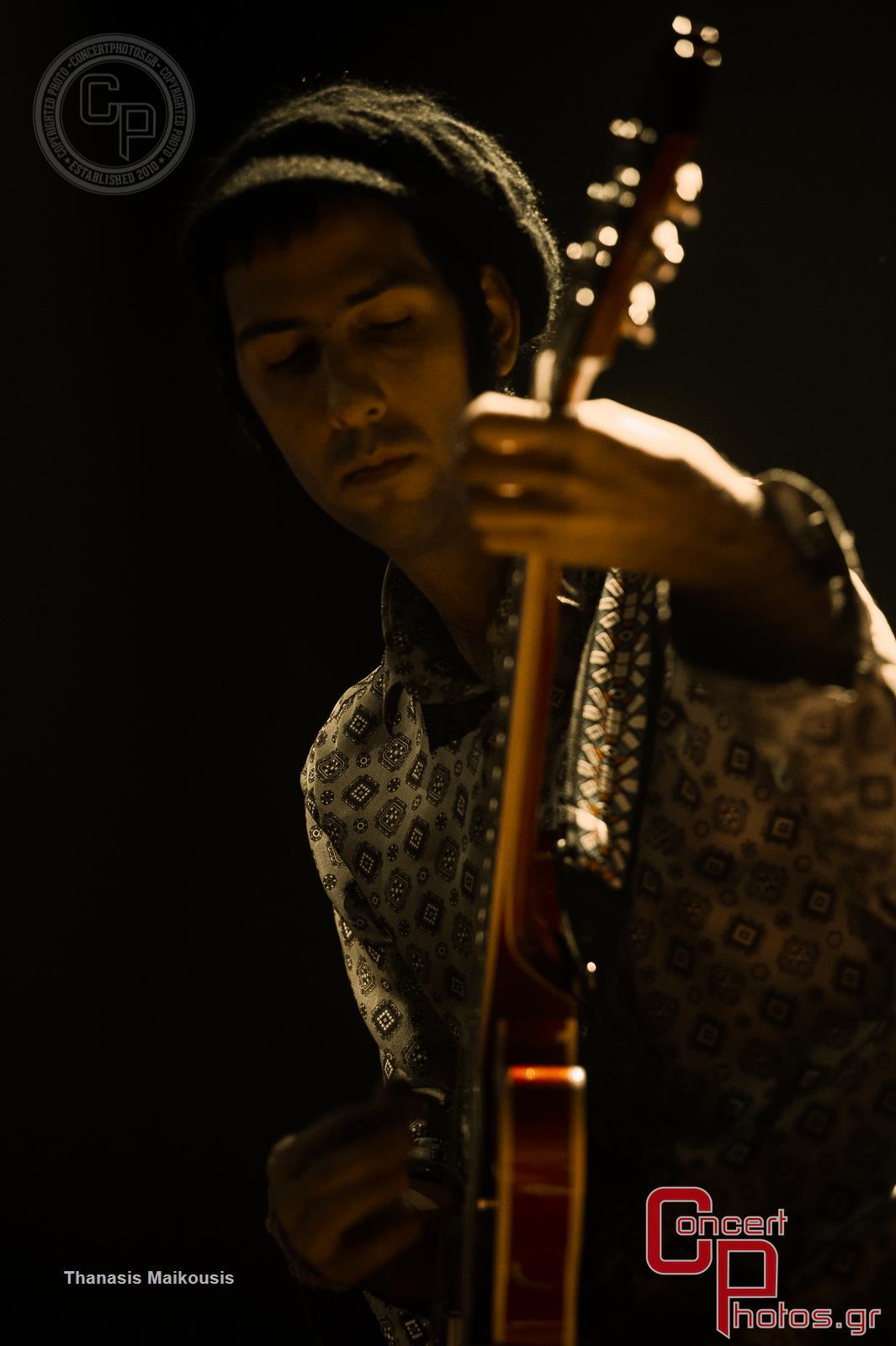 Allah Las & My Drunken Haze -Allah Las My Drunken Haze  photographer: Thanasis Maikousis - ConcertPhotos - 20141101_2306_42