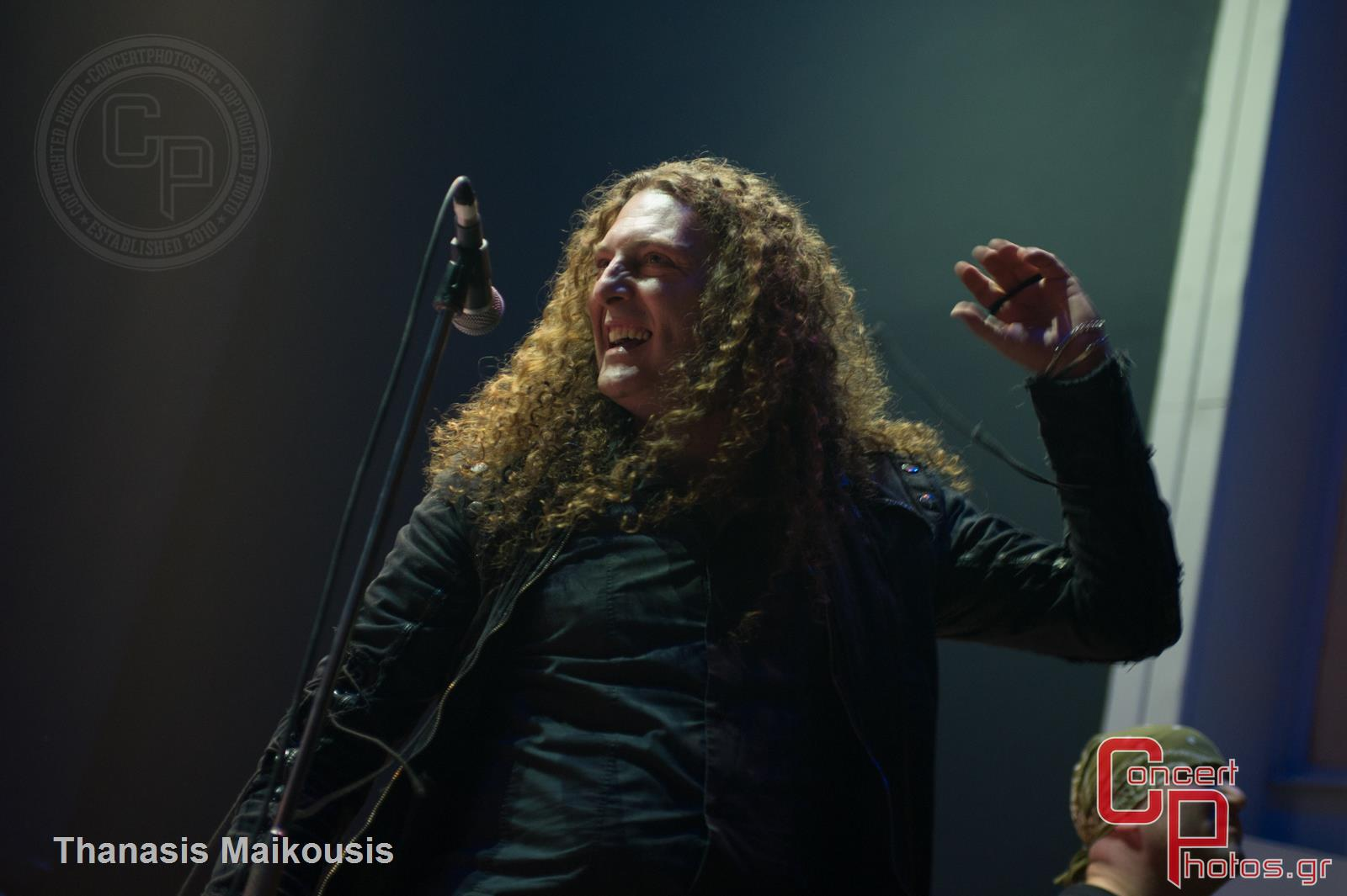 Gamma Ray + Rhapsody Of Fire-Gamma Ray Rhapsody Of Fire photographer: Thanasis Maikousis - _DSC1095
