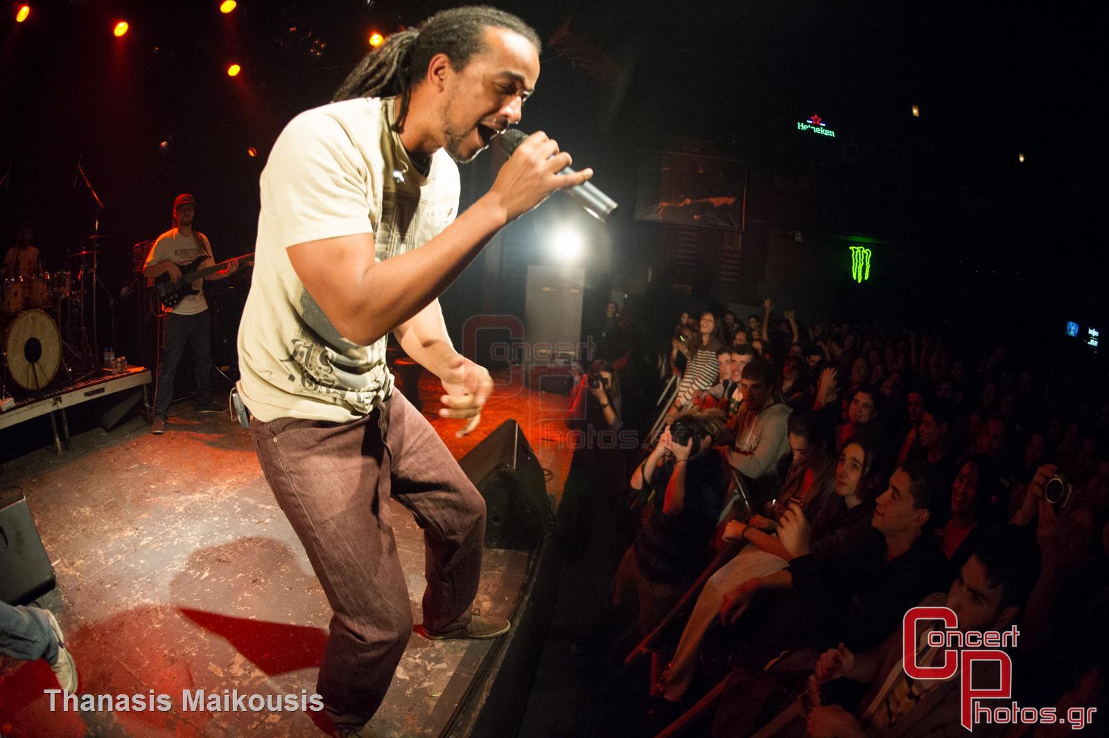 Dub Inc-Dub Inc photographer: Thanasis Maikousis - concertphotos_-5370