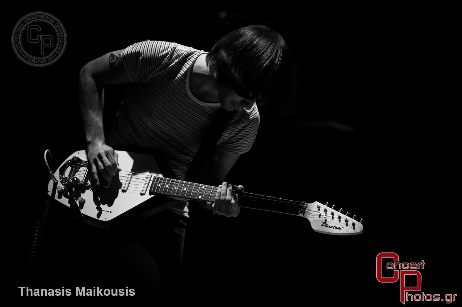 Allah Las & My Drunken Haze -Allah Las My Drunken Haze  photographer: Thanasis Maikousis - ConcertPhotos - 20141101_2308_52