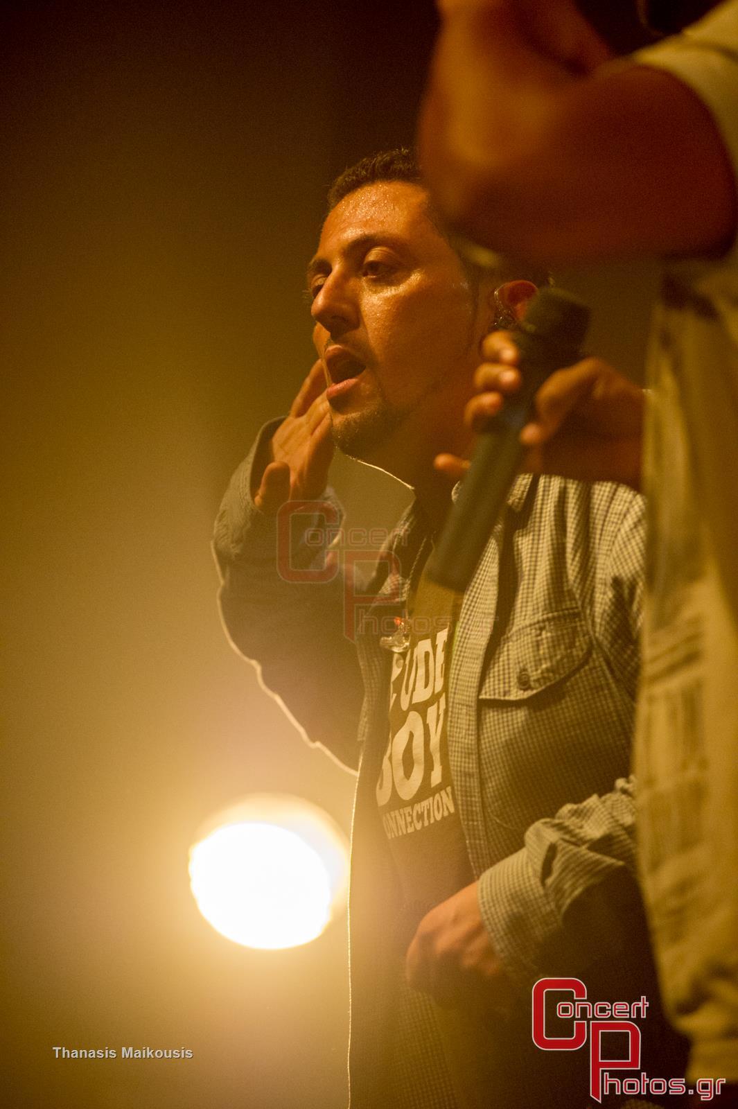 Dub Inc-Dub Inc photographer: Thanasis Maikousis - concertphotos_-5590
