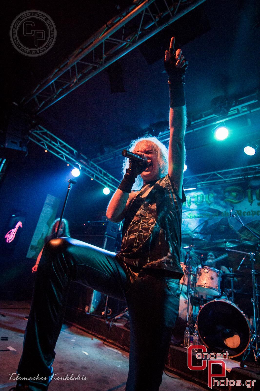 Grave Digger & Silent Rage -Grave Digger Silent Rage Kyttaro photographer:  - ConcertPhotos - 20140919_2146_06