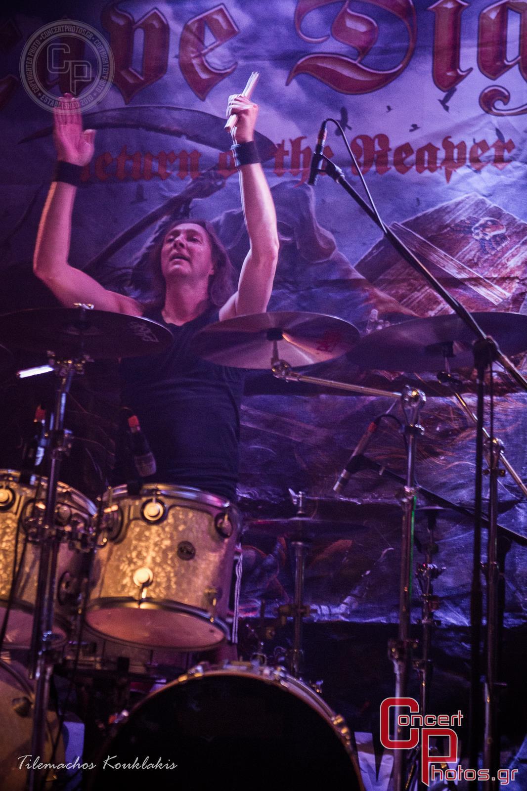 Grave Digger & Silent Rage -Grave Digger Silent Rage Kyttaro photographer:  - ConcertPhotos - 20140919_2244_50
