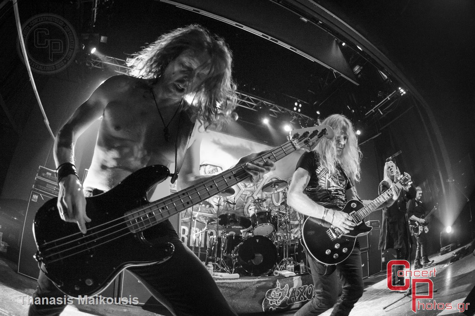 Saxon & Innerwish -Saxon Innerwish Gagarin photographer: Thanasis Maikousis - concertphotos_20141025_22_30_51