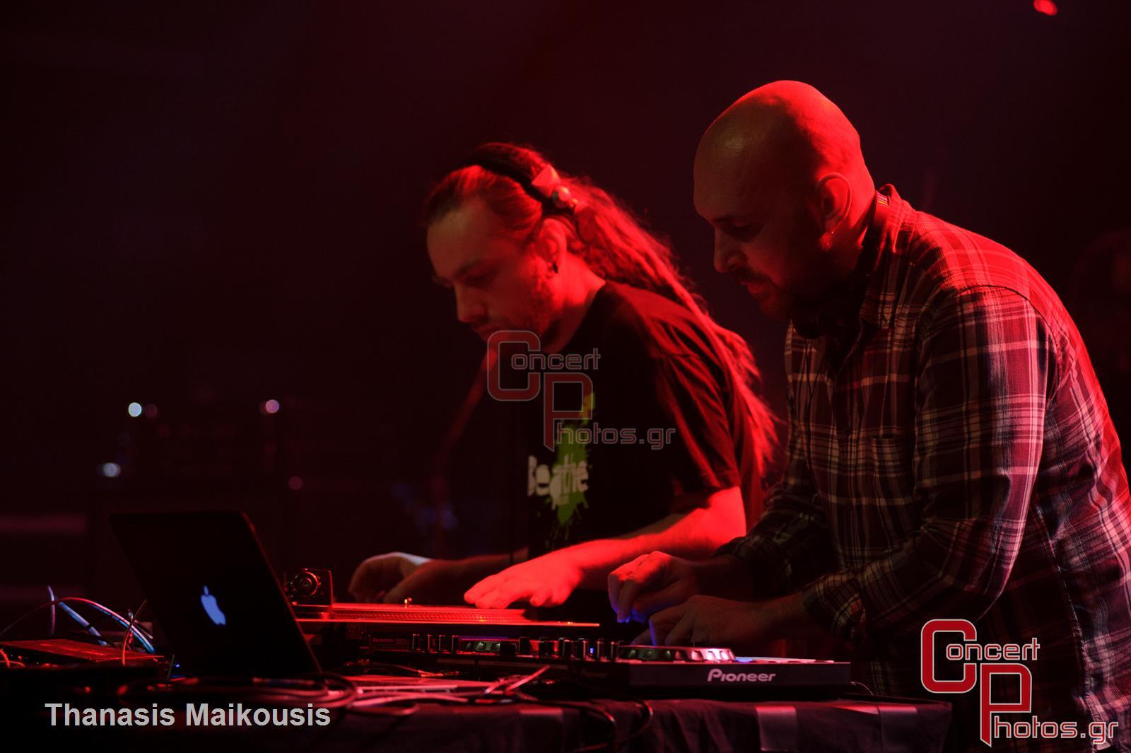 Morcheeba-Morcheeba Gagarin photographer: Thanasis Maikousis - ConcertPhotos-1330