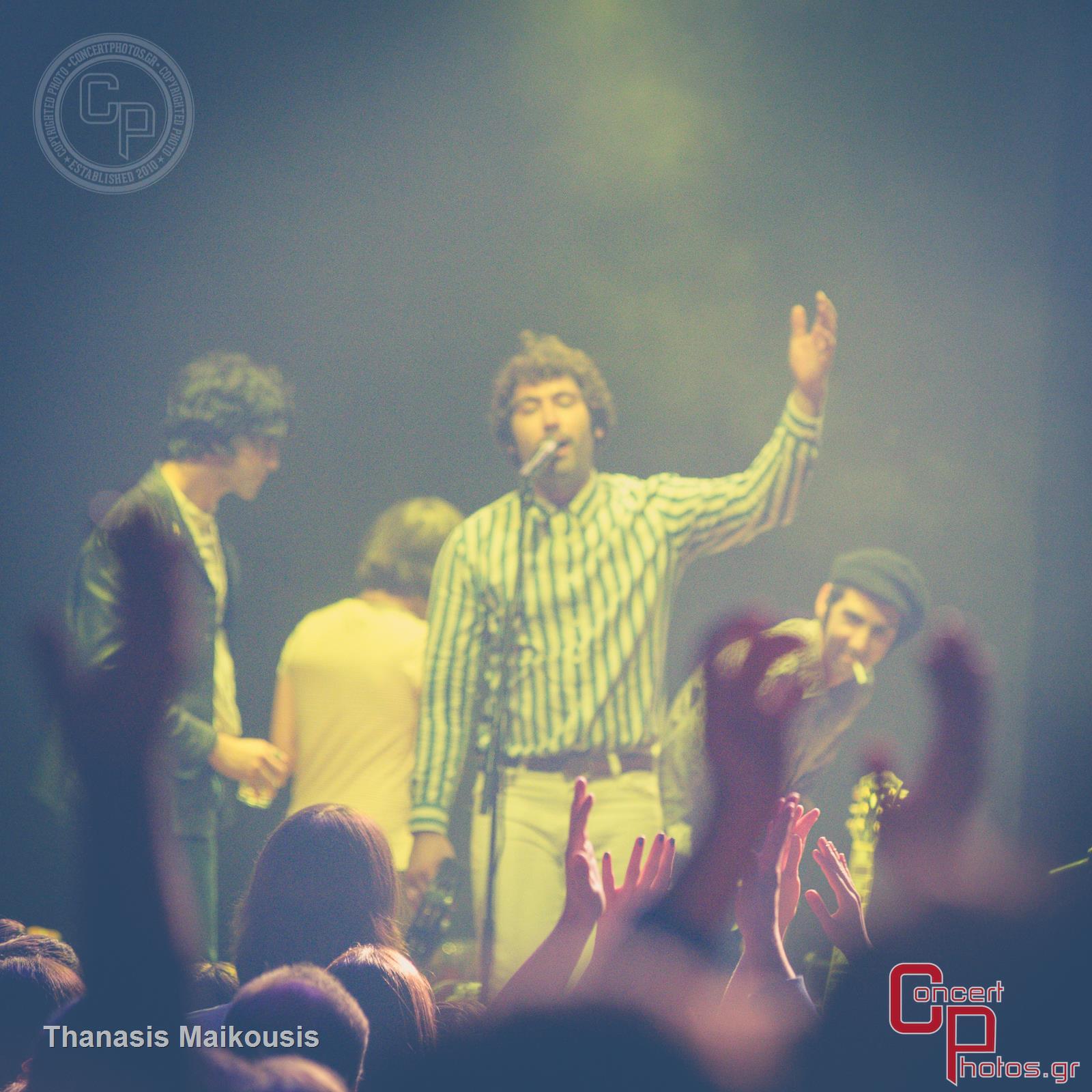 Allah Las & My Drunken Haze -Allah Las My Drunken Haze  photographer: Thanasis Maikousis - ConcertPhotos - 20141102_0137_26