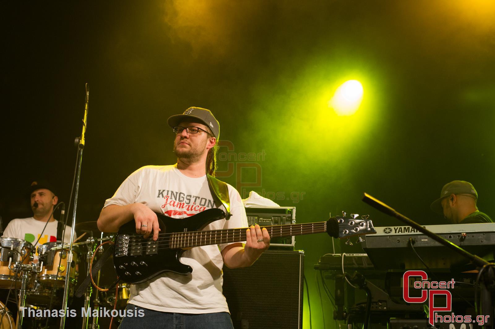 Dub Inc-Dub Inc photographer: Thanasis Maikousis - concertphotos_-5446