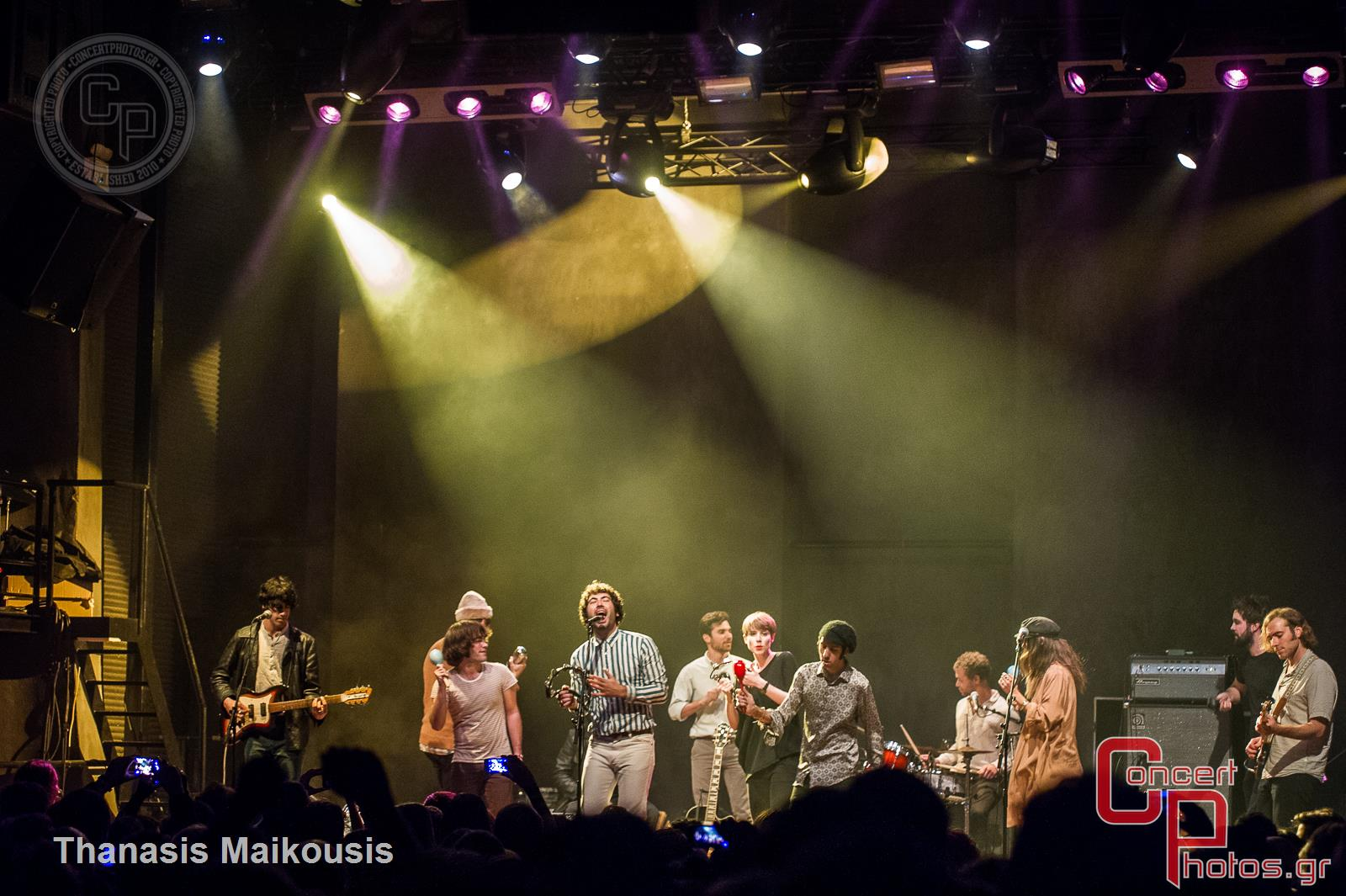 Allah Las & My Drunken Haze -Allah Las My Drunken Haze  photographer: Thanasis Maikousis - ConcertPhotos - 20141102_0134_35