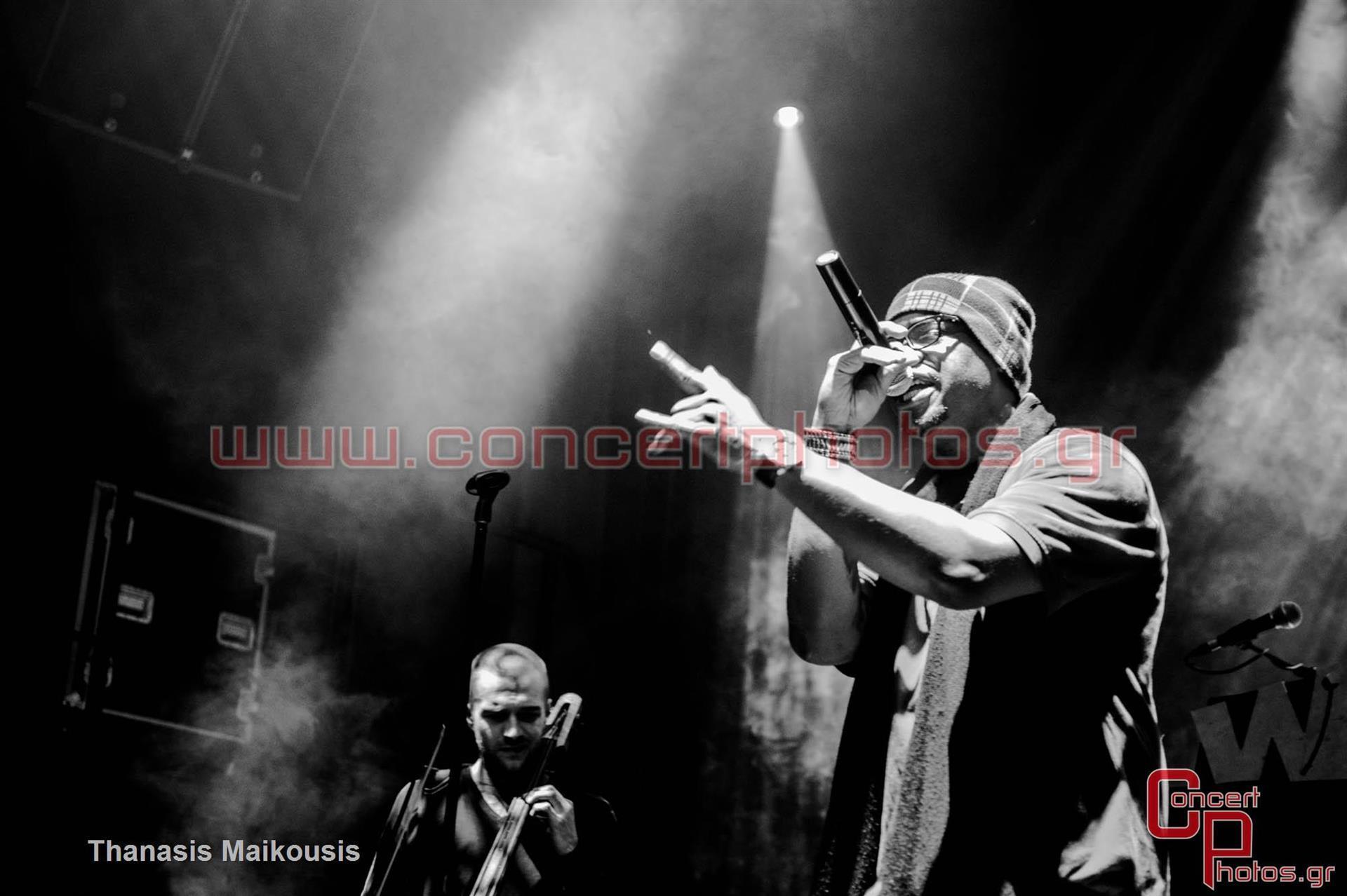 Wax Tailor - photographer: Thanasis Maikousis - ConcertPhotos-7819