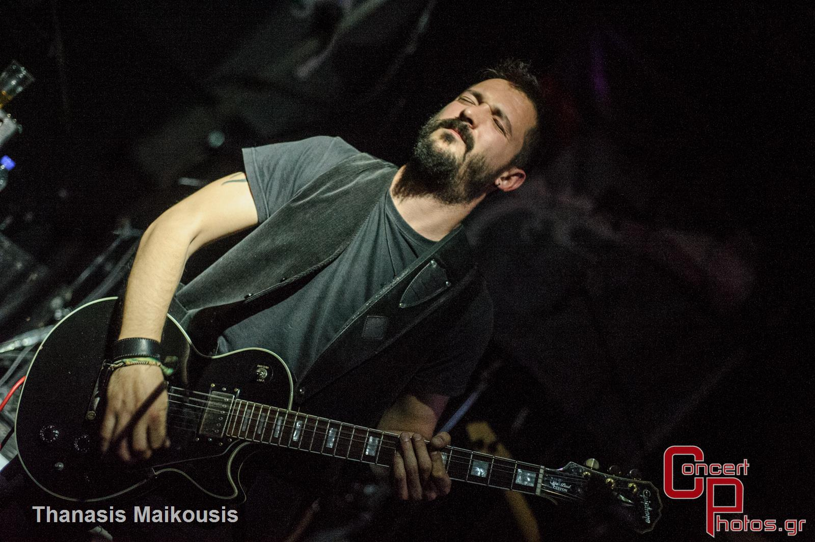 Villagers of Ioannina City (V.I.C.) & Blame The Trees-VIC - Blame The Trees photographer: Thanasis Maikousis - concertphotos_-6433