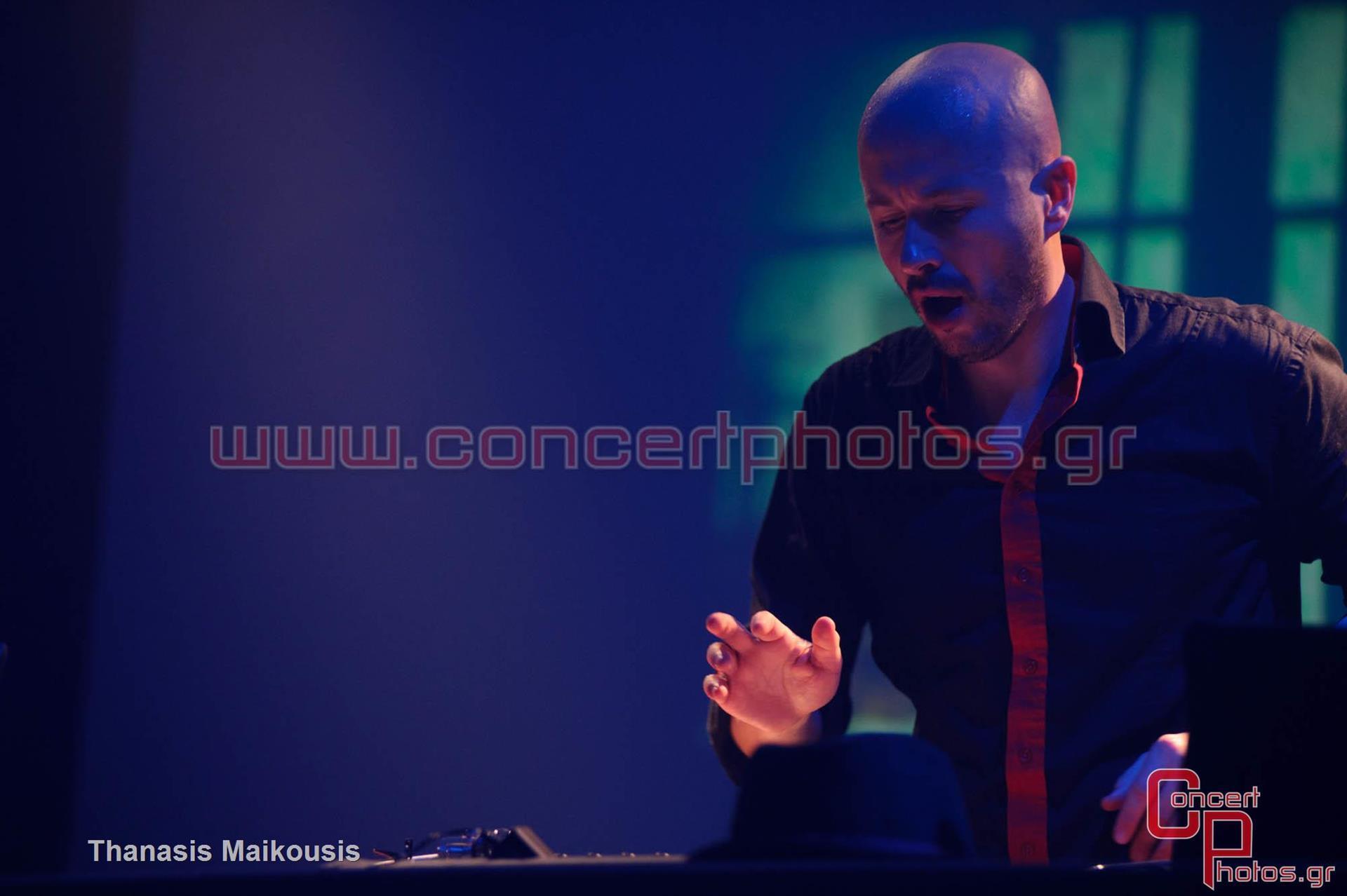 Wax Tailor - photographer: Thanasis Maikousis - ConcertPhotos-7905