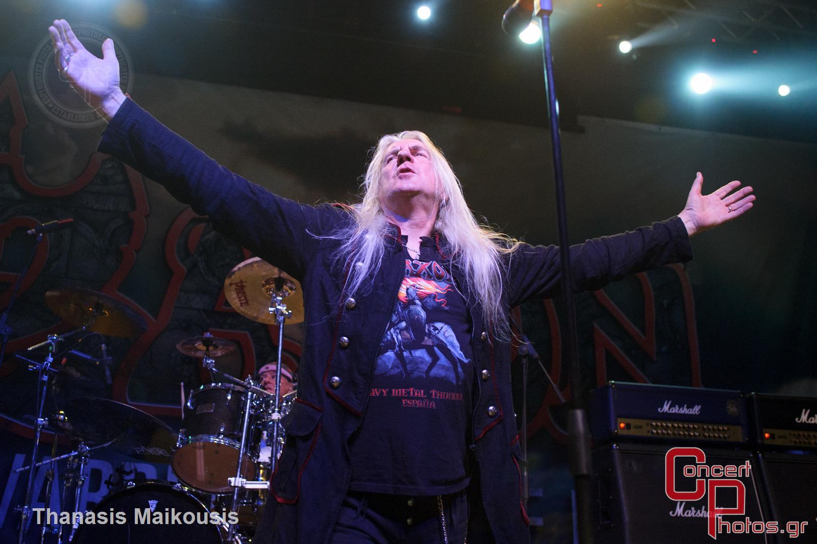 Saxon & Innerwish -Saxon Innerwish Gagarin photographer: Thanasis Maikousis - concertphotos_20141025_22_35_35