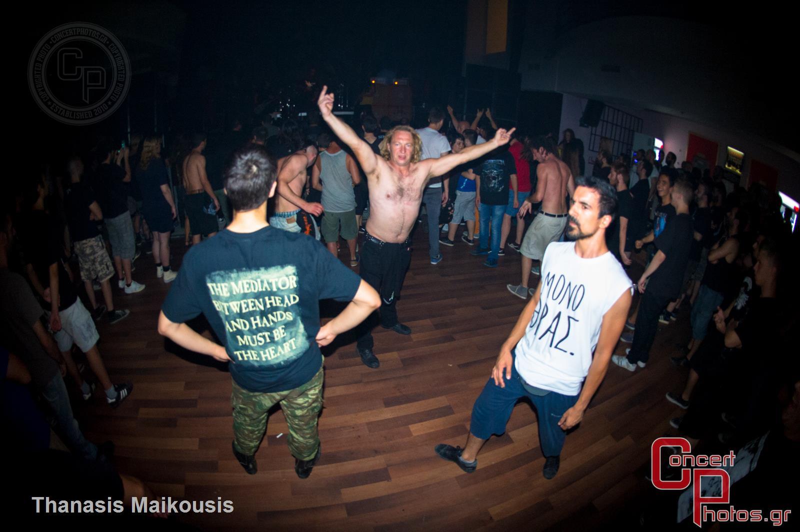 Sepultura-Sepultira photographer: Thanasis Maikousis - concertphotos_20140703_22_24_15