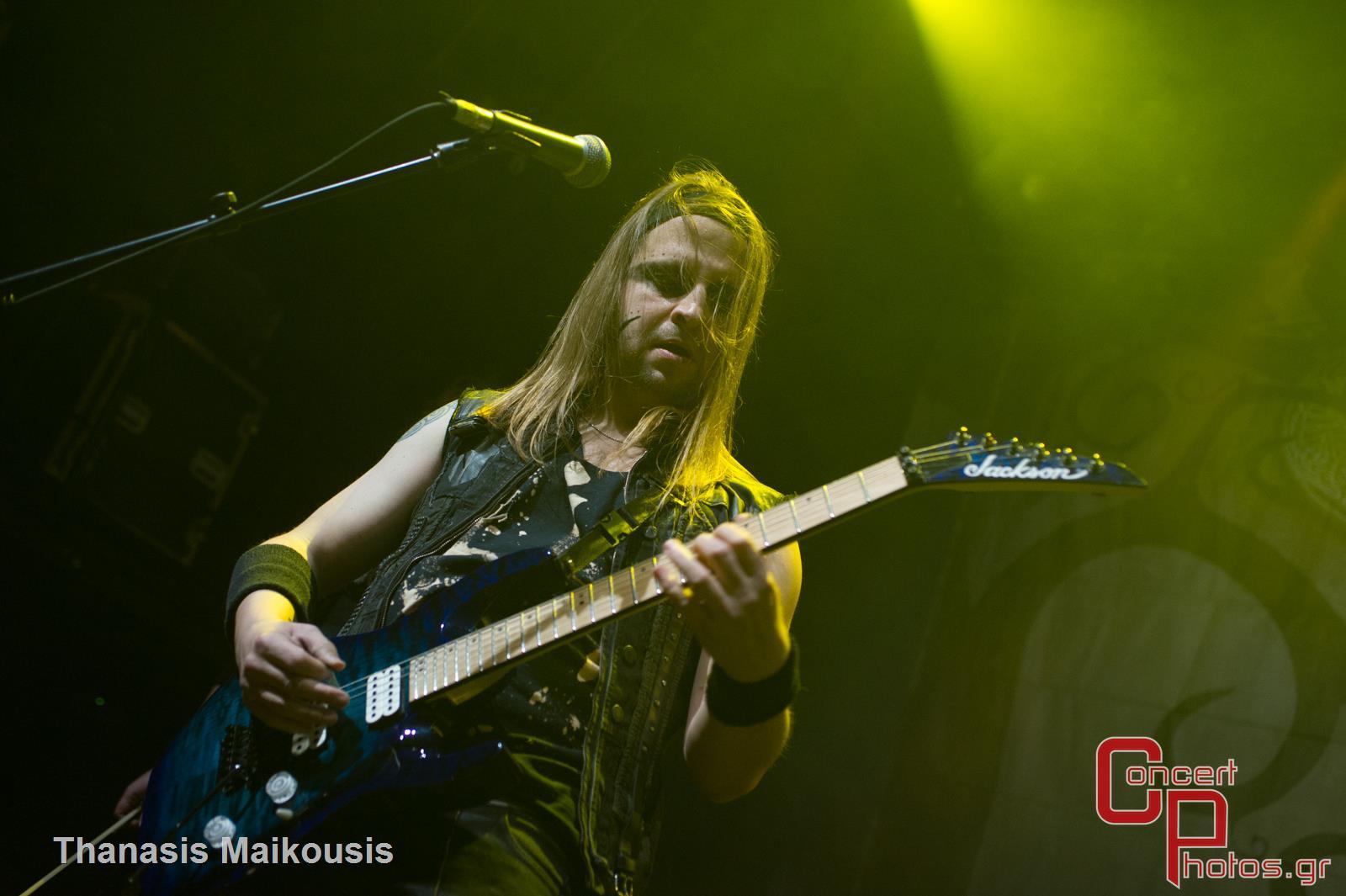 Hammerfall Elvenking-Hammerfall Elvenking photographer: Thanasis Maikousis - _DSC0859