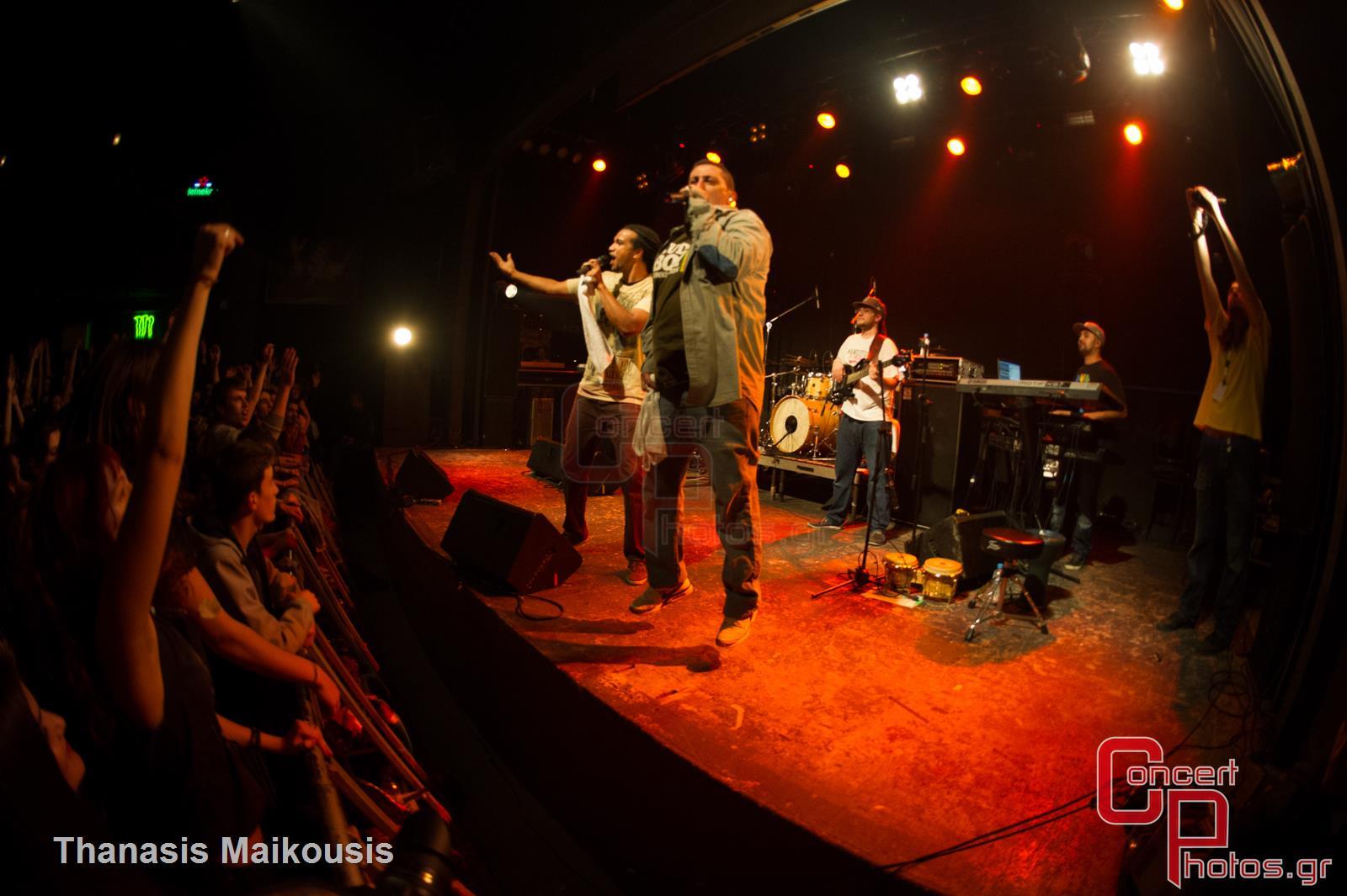 Dub Inc-Dub Inc photographer: Thanasis Maikousis - concertphotos_-5943