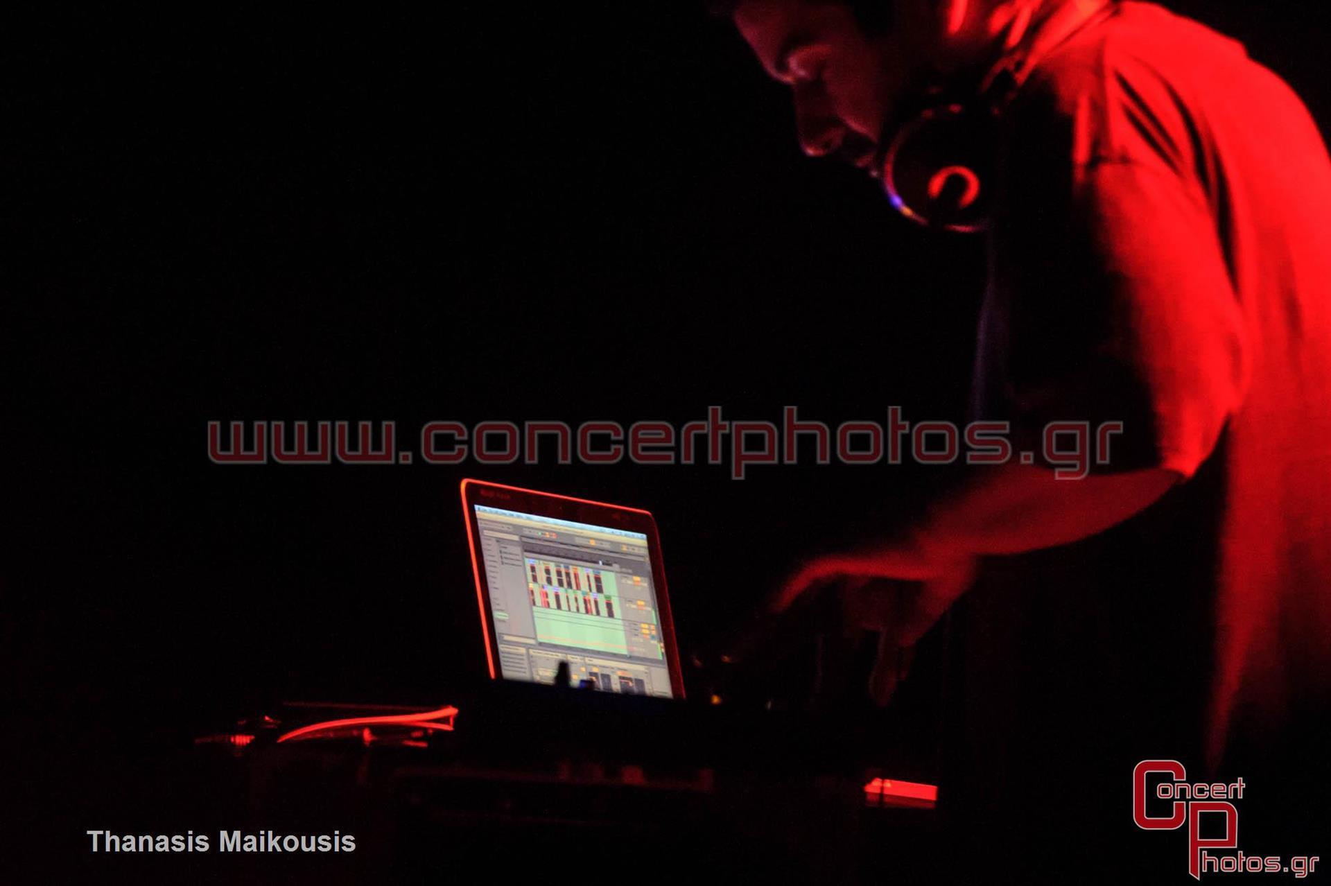 Wax Tailor - photographer: Thanasis Maikousis - ConcertPhotos-7555