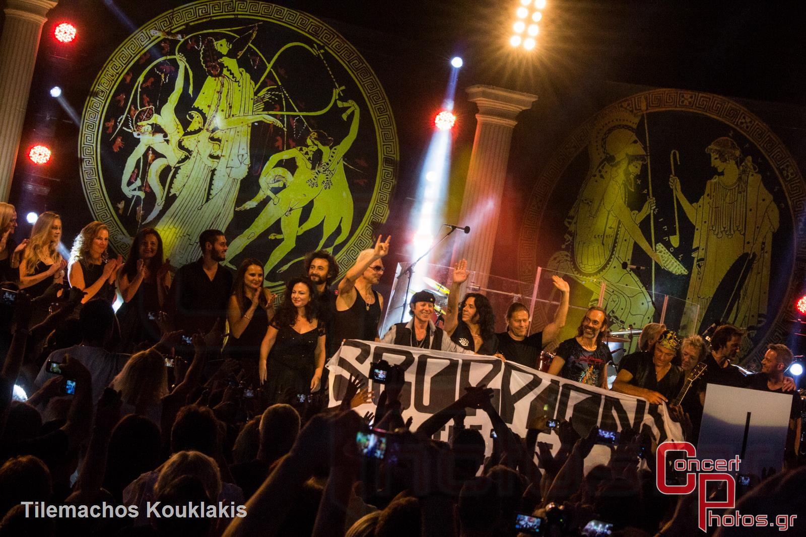 Scorpions-Scorpions photographer: Tilemachos Kouklakis - concertphotos_-7124