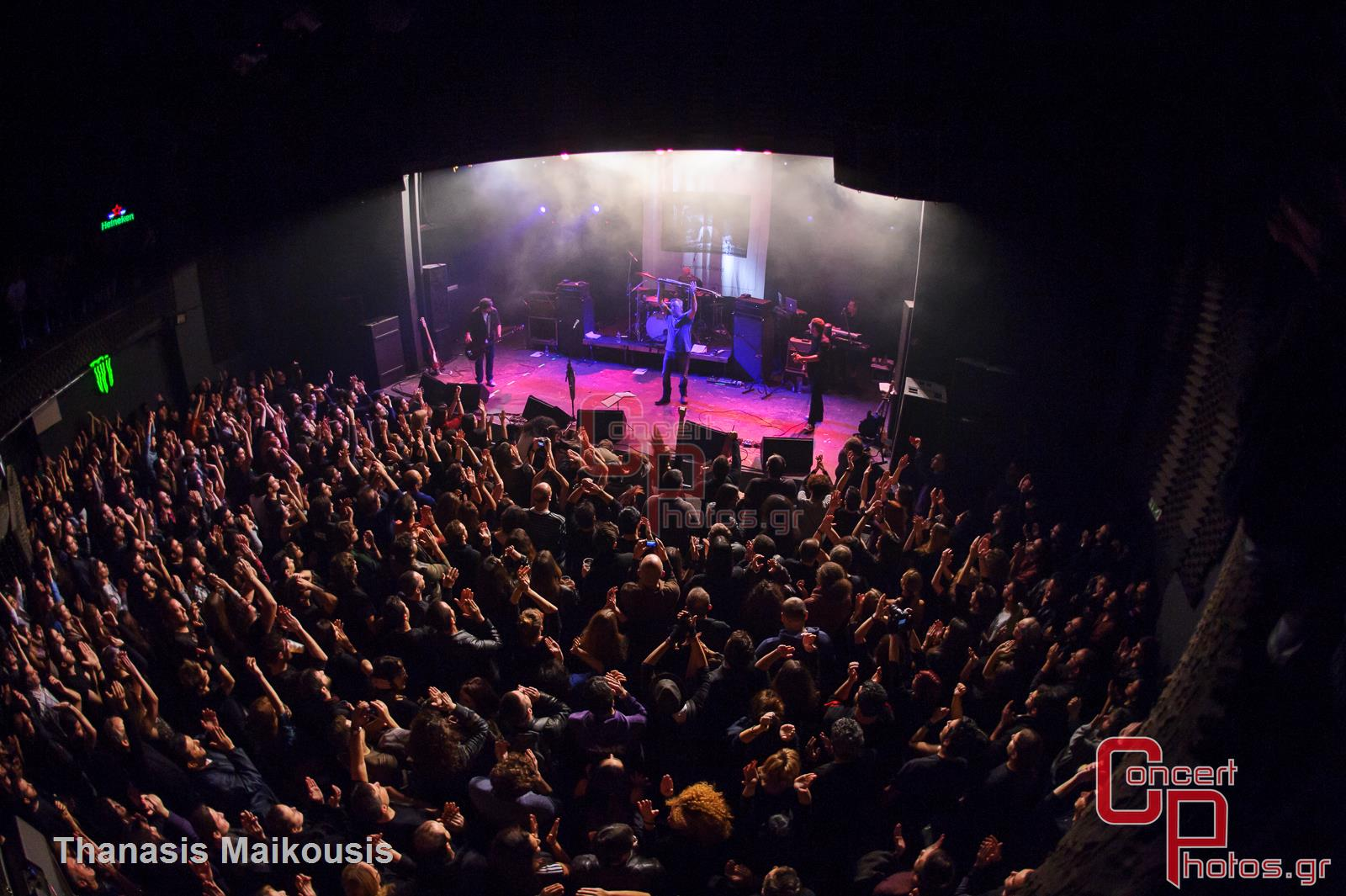 Peter Hook & The Light-Peter Hook & The Light photographer: Thanasis Maikousis - ConcertPhotos-0981