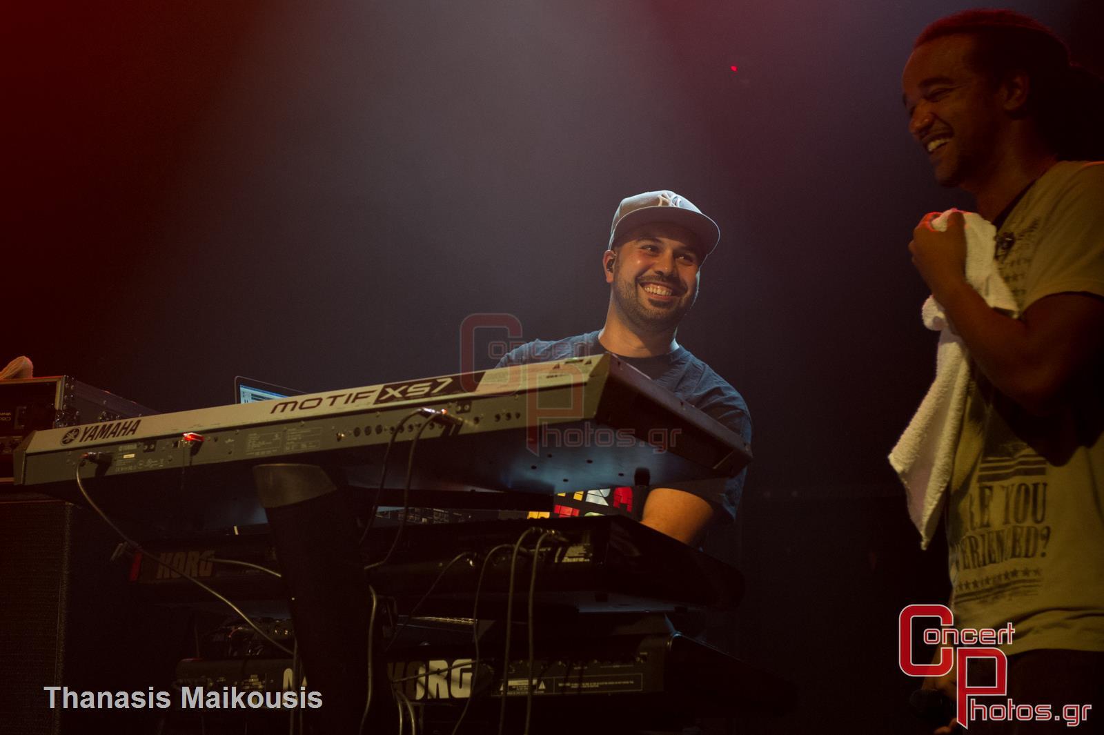 Dub Inc-Dub Inc photographer: Thanasis Maikousis - concertphotos_-5609