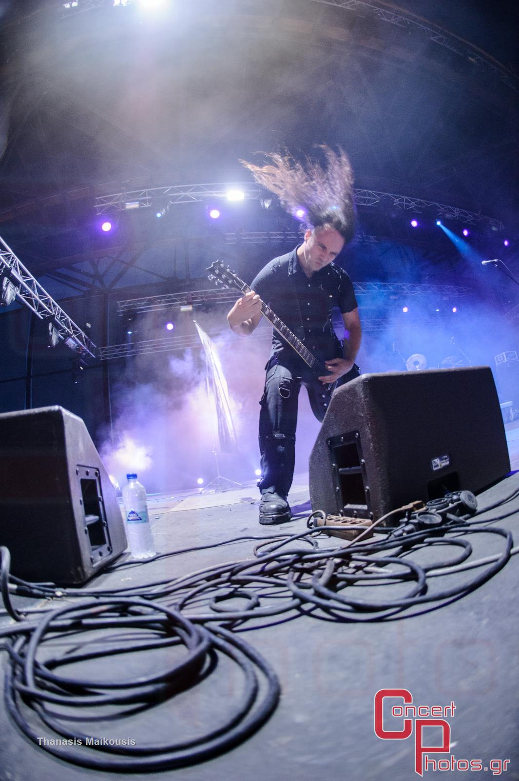 Septic Flesh-Septic Flesh photographer: Thanasis Maikousis - concertphotos_-8105