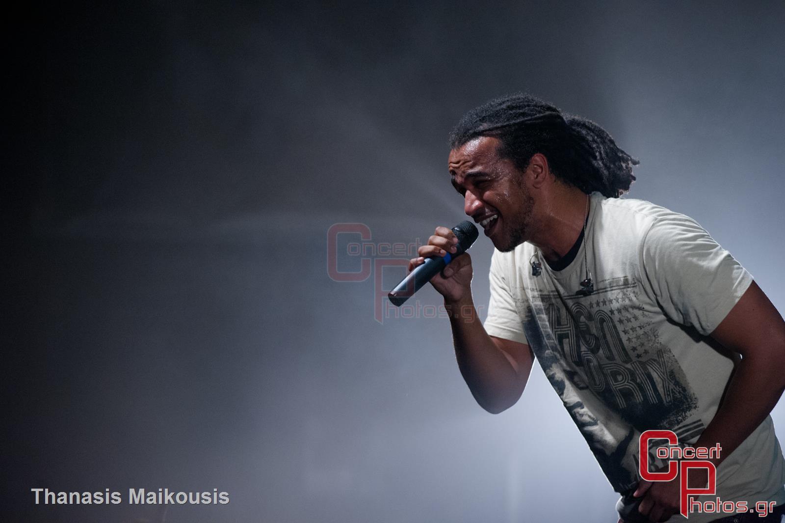 Dub Inc-Dub Inc photographer: Thanasis Maikousis - concertphotos_-5516