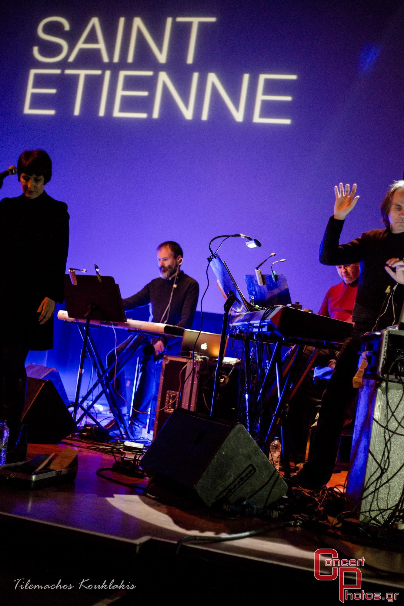 SAINT ETIENNE Fuzz club Athens-SAINT ETIENNE Fuzz club Athens photographer:  - 4L6A8943