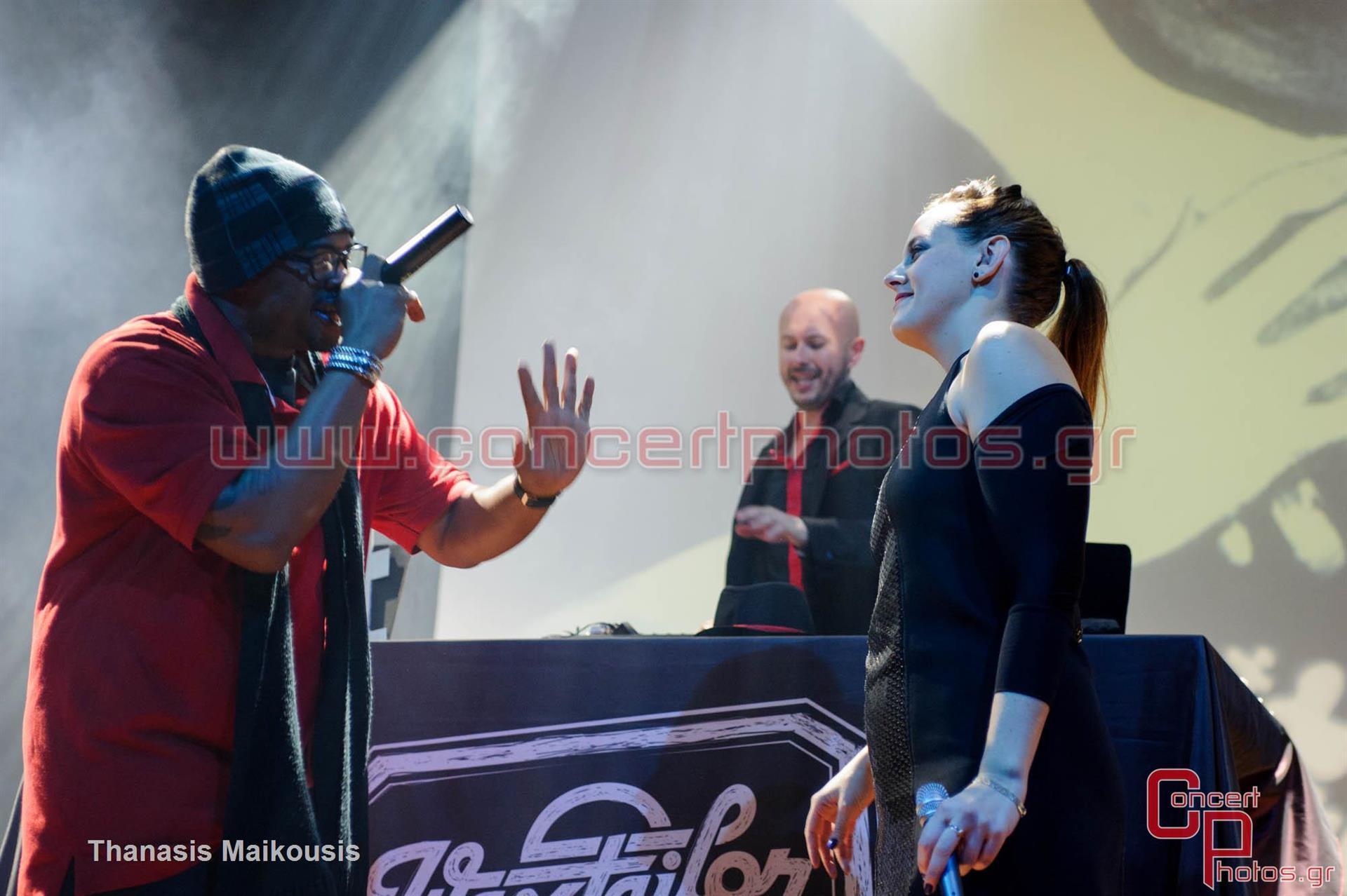 Wax Tailor - photographer: Thanasis Maikousis - ConcertPhotos-7822