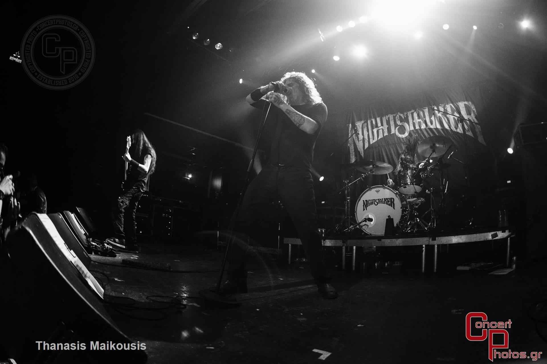 Nightstalker Three Holy Strangers-Nightstalker-Gagarin-April-2015 photographer: Thanasis Maikousis - ConcertPhotos - 20150425_2310_16