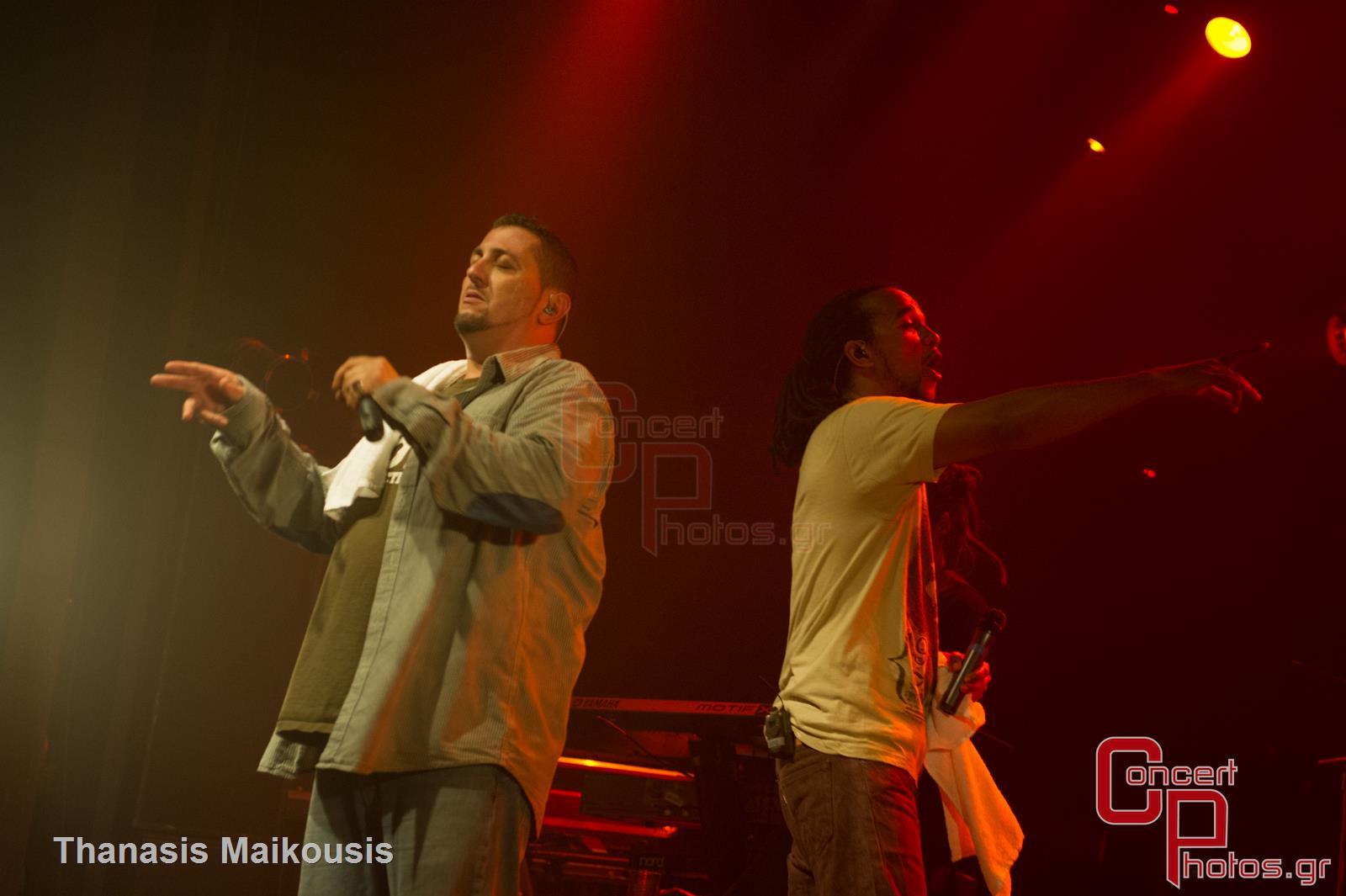 Dub Inc-Dub Inc photographer: Thanasis Maikousis - concertphotos_-5605
