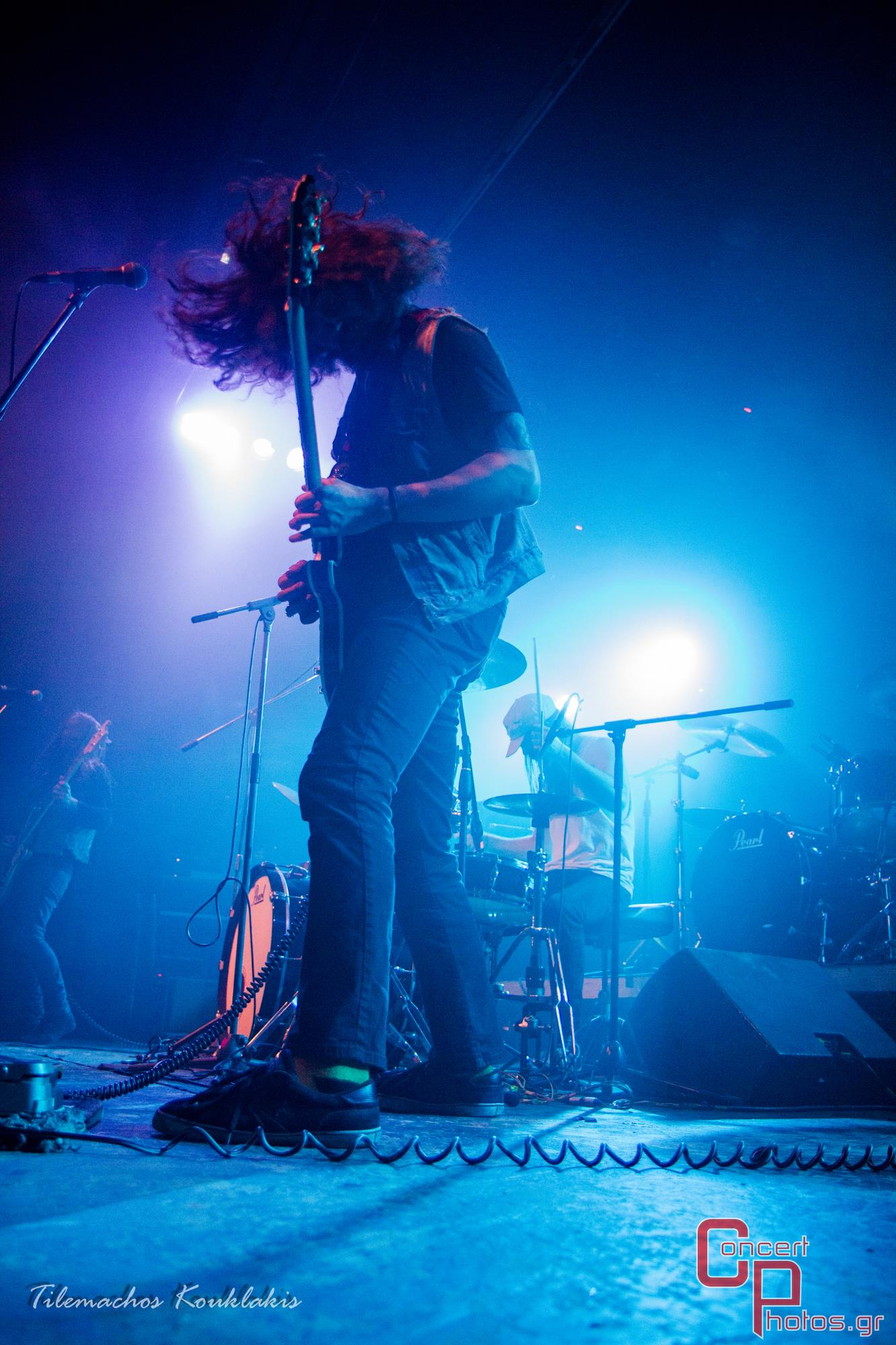 Red Fang +The Shrine + Lord Dying -Red Fang Gagarin 2014 photographer:  - IMG_1019