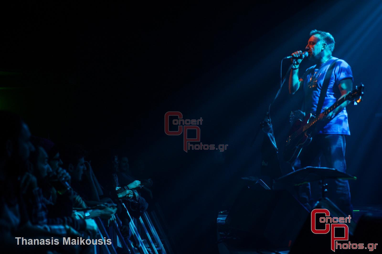 Peter Hook & The Light-Peter Hook & The Light photographer: Thanasis Maikousis - ConcertPhotos-0732