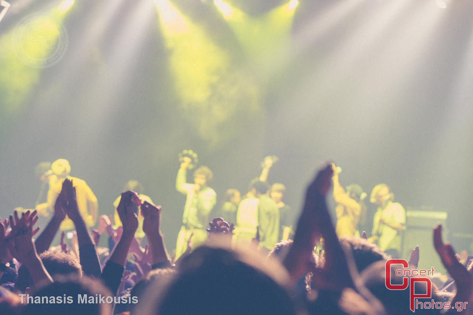 Allah Las & My Drunken Haze -Allah Las My Drunken Haze  photographer: Thanasis Maikousis - ConcertPhotos - 20141102_0137_10