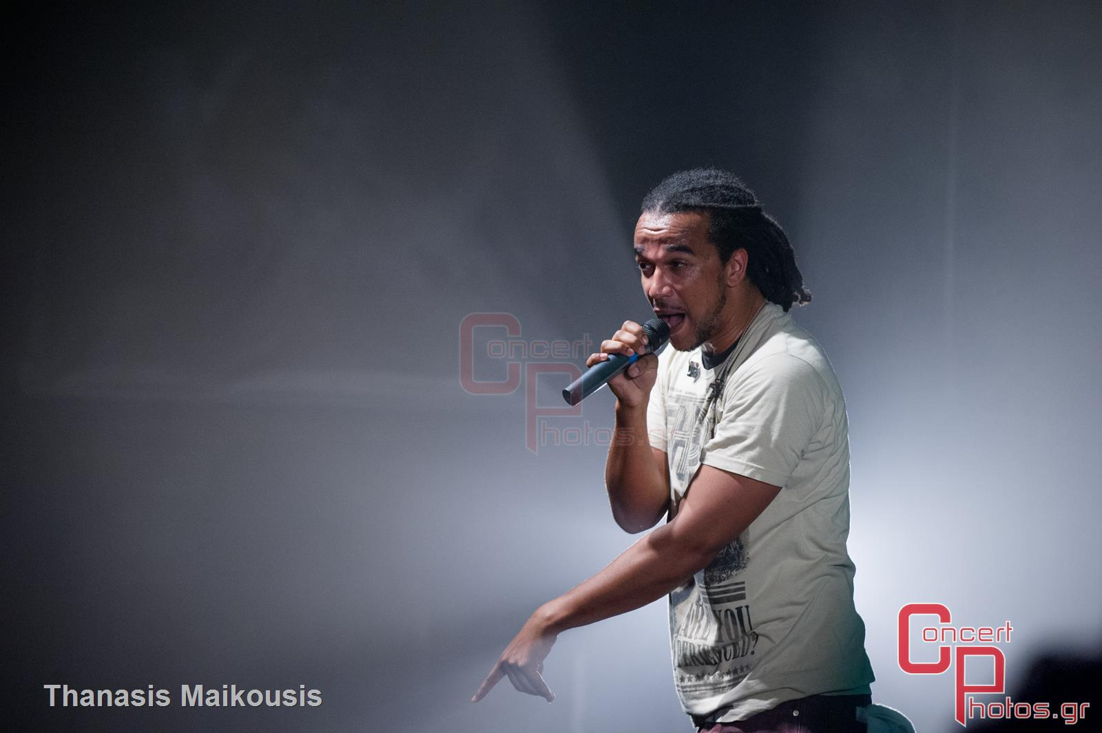 Dub Inc-Dub Inc photographer: Thanasis Maikousis - concertphotos_-5512